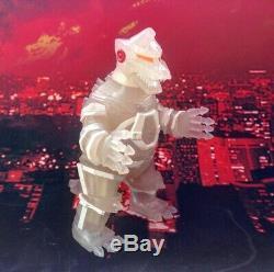 Nycc 2019 Diamond Select Godzilla Vinimates Mechagodzilla Glow-in-the-dark