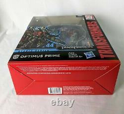 Optimus Prime 44 Studio Transformers Dark of the Moon SHIPS FREE SMOKE FREE