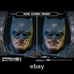 PRIME 1 Batman Dark Knight III The Master Race Deluxe Statue Figure NEW SEALED