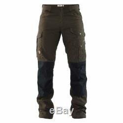 PRIME SALE Fjallraven Vidda Pro Trousers Regular Dark Olive 15% OFF