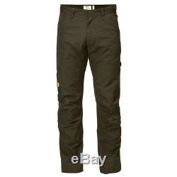PRIME SPECIAL Fjallraven Barents Pro Jeans Dark Olive / Dark Olive 1