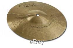 Paiste 4802210 Top Quality Signature Dark Energy Series 10 Splash Mark I Cymbal