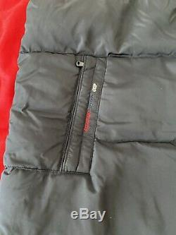 Paul & Shark Yachting Quilted Vest Dark Black Mens Size XL Quality