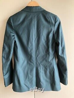 Paul Smith. Dark green blazer. Superb quality. Size 38. 100% wool. BNWT