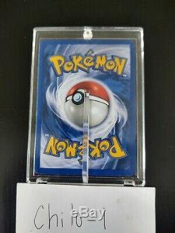 Pokemon Dark Charizard Holo Foil Team Rocket 4/82 PSA 9/10 Quality