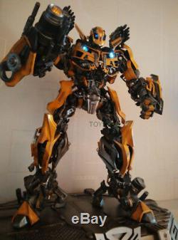 Prime 1 Studio MMTFM-04 Bumblebee Recast Statue Transformers Dark of the Moon