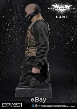 Prime 1 Studio PBDC-05 Film The Dark Knight Rises 1/3 Bane Polystone Bust Statue