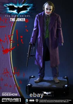 Prime 1 Studio The Dark Knight The Joker 12 Scale Polystone Statue 1000 limit
