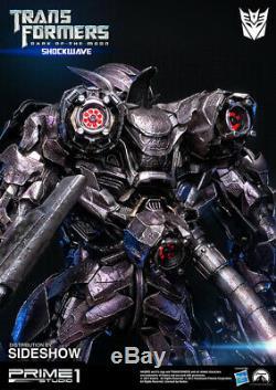 Prime 1 Studio Transformers Dark O/t Moon Shockwavepr1 Statua