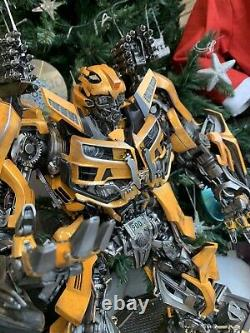 Prime 1 Studio Transformers Dark Of The Moon Bumblebee 25 Statue