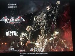 Prime 1 StudioExclusiveDark Nights MetalBatman Who Laughs 1/3 Statue