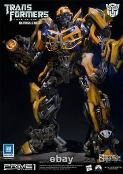 Prime 1 Studios Transformers Dark of the Moon BUMBLEBEE EXCLUSIVE Ver 038/500