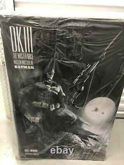 Prime 1 studio Batman The dark knight lll the master race Deluxe