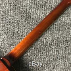 Quality Custom 1959 R9 Dark Tobacco Burst Maple Top LP Electric Guitar