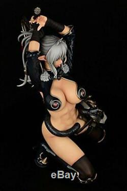 Queens Blade Mercenary Echidna High Quality Edition DARKNESS 1/6 figure JAPAN