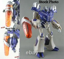 Renderform Transformers Dark Emperor Customizing Garage Kit RFX-002 Orange Canon