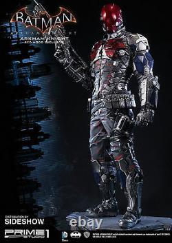 SIDESHOW Prime 1 STUDIO 13 BATMAN Arkham Knight EXCLUSIVE STATUE Dark Figure