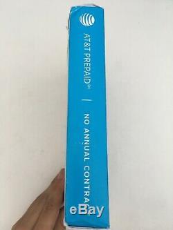 Samsung Galaxy J3 Express Prime 2 16GB Smartphone Dark Gray (AT&T)
