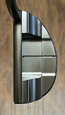 Scotty Cameron Special Select Del Mar Putter LH -Brand New -Xtreme Dark Finish