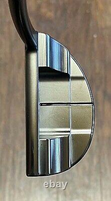 Scotty Cameron Special Select Del Mar Putter LH NEW Xtreme Dark Finish -PP