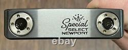 Scotty Cameron Special Select Newport Putter Brand New Xtreme Dark Finish