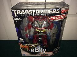 Sentinel Prime DOTM Leader Dark Of The Moon Transformers Hasbro 2011 MISP