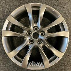 Set of 4 NEW 19 Dark Silver Wheels for 2014-2017 Mazda 6 OEM Quality 64958C