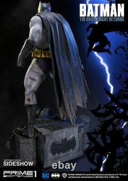 Sideshow Batman Prime 1 Studio Frank Miller The Dark Knight 13 Statue 432/1500
