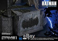 Sideshow EXCLUSIVE Prime 1 Studio BATMAN DARK KNIGHT RETURNS Statue New Figure