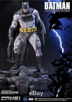 Sideshow Prime 1 Studio BATMAN DARK KNIGHT RETURNS Statue New Exclusive