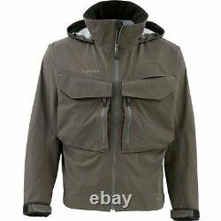 Simms Closeout G3 Guide Jacket Dark Olive, Select Sizes