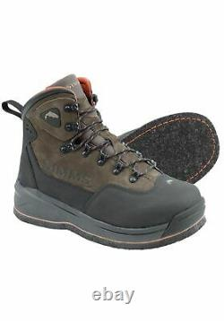 Simms Closeout Headwaters Pro Boot Felt Dark Olive, Select Sizes