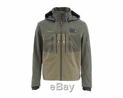Simms G3 Guide Tactical Jacket Dark Olive New Closeout Select Sizes Only