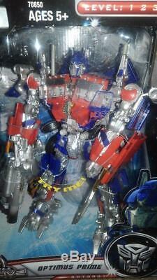 TAKARA TOMY Transformers Dark Of The Moon Jetfire Mech Alive Optimus Prime New