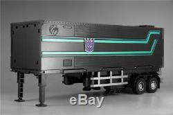 TAKARA Transformers MP10B Dark Optimus Prime With trailer Full set