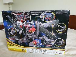 Takara TOMY Transformers Dark of the Moon DA-15, Jet Wing Optimus Prime