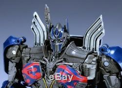 Takara Tomy limited TLK-EX Dark Optimus Prime Transformers The Last Knight toy