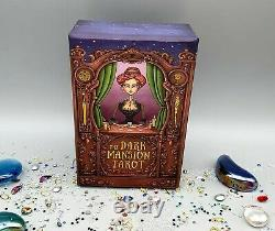 Tarot The Dark Mansion Tarot Deck Size 4th Edition High Quality UV Lamination