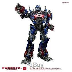 ThreeA Transformers Dark of the Moon OPTIMUS PRIME Action Figure Free shipping