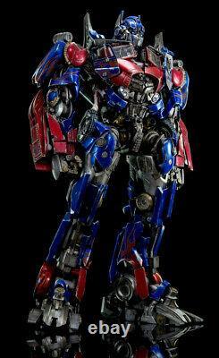Threea 3A Optimus Prime Dark of The Moon Bambaland Exclusive 19 Figure New