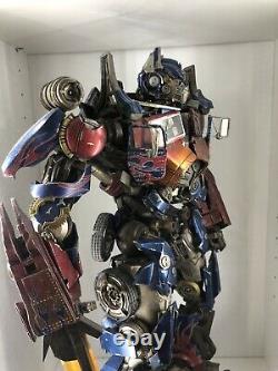 Threea 3A Optimus Prime Dark of The Moon Retail Edition 19 Figure