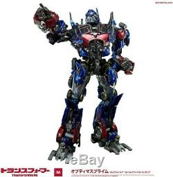 Threea Toys Transformers Optimus Prime Dark of the Moon Premium Scale Figure NEW