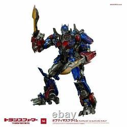 Threea Transformers Dark of the Moon Optimus Prime 3A ThreeZero brandnew sealed