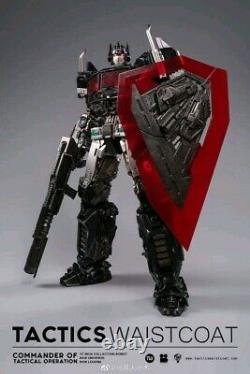 ToyWorld TW-F09 Nemesis Prime Action Figure Dark Version IN STOCK