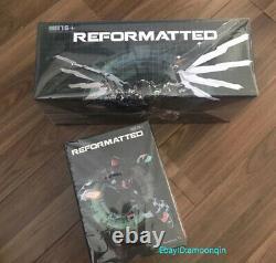 Transformation Toys MMC R-11D Scourge Dark Nova Prime OF Car Set Plating Version