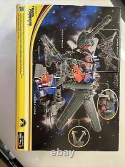 Transformer Dark Of the Moon Jetwing Optimus Prime New Amazon Exclusive hasbro