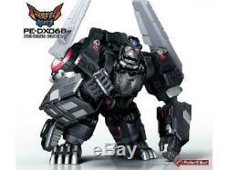 Transformer Perfect Effect PE-DX06B Dark GORIRA Primal Prime from USA Seller