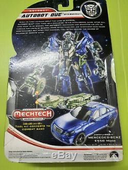 Transformers DA-31 Dark of the Moon QUE Wheeljack Takara MISB New Rare