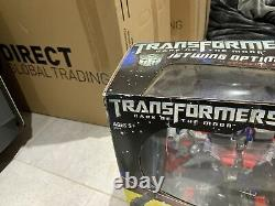 Transformers Dark Of The Moon Jetwing Optimus Prime Hasbro Amazon Exclusive