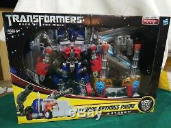 Transformers Dark of the Moon DOTM Jetwing Optimus Prime Hasbro Amazon exclusive